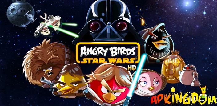 Por fin tenemos el nuevo angry birds star wars el último título