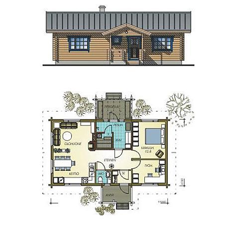 Dise os de casas planos gratis casa unifamiliar cl sica for Paginas de diseno de casas
