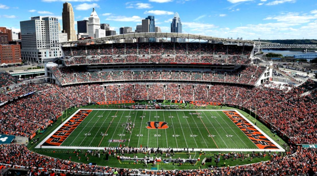 Cincinnati Bengals – Paul Brown Stadium  Visit Clermont County