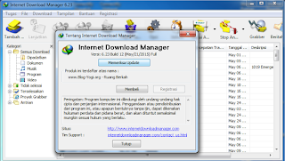 Internet Download Manager 6.23 build 12 Full Version