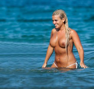 Gran hermano britney bikini