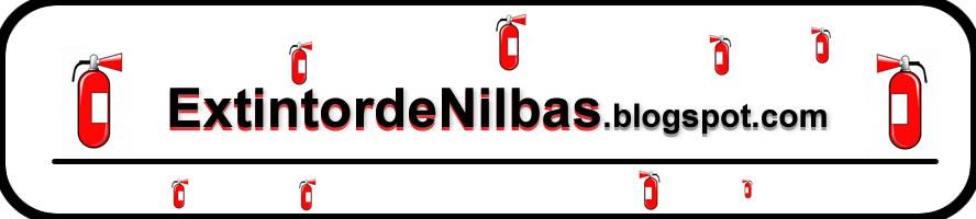 Extintor de Nilbas