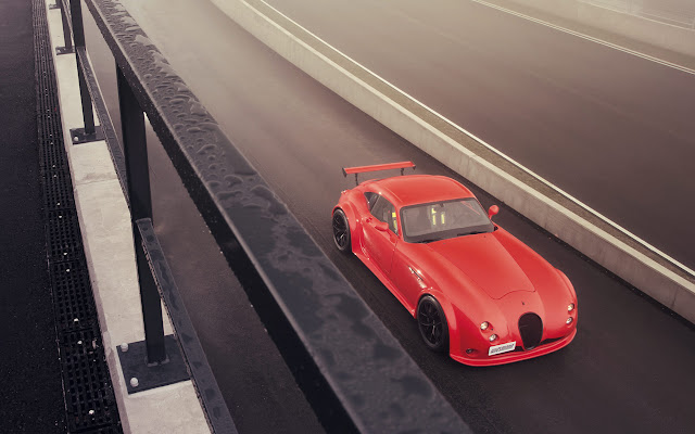 Wiesmann GT MF4-CS: I Want One…