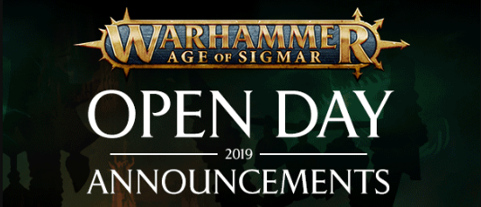 Warhammer Age of Sigmar Day