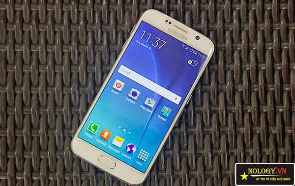 Samsung galaxy S6, Galaxy S6 Edge