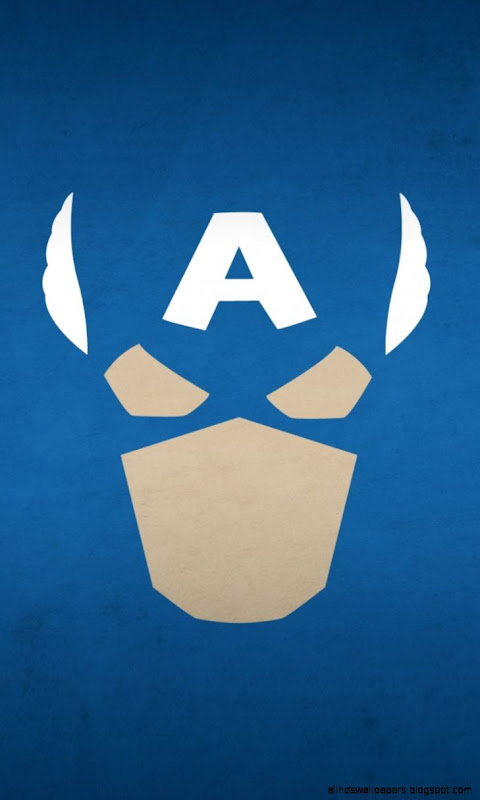 Captain America Iphone 5 Wallpaper Hd