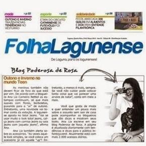 FOLHA LAGUNENSE