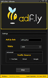 free download adf.ly bot ultimate 2015 new updated