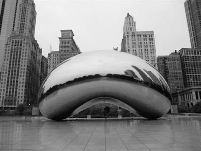 The Bean in Chicago, Cloud Gate