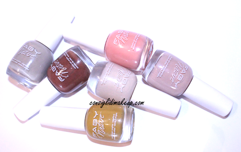 faby nature swatches