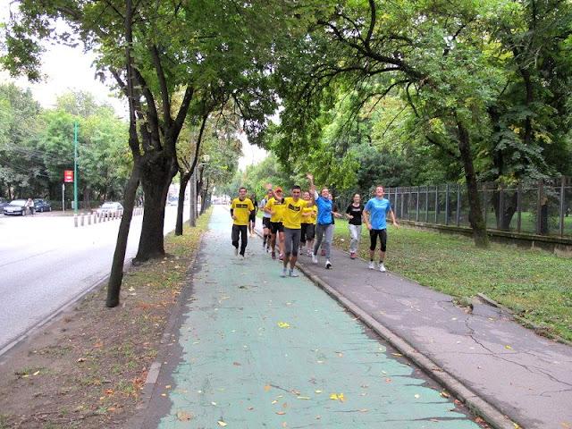 Remus Sime prezintă a 4-a ediţie a evenimentului caritabil Alerg Pentru o Cauză. 12 Septembrie. Timişoara - Beiuş . Grup 1