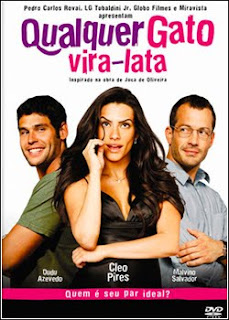 Qualquer Gato Vira Lata - Nacional - DVDrip