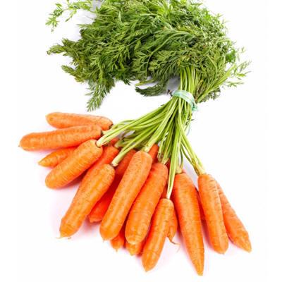 zanahoria manchas piel