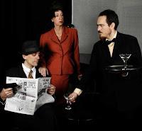 Del 16 al 25 de marzo de 2012 'La balada de los espías' en la Sala Cero de Sevilla