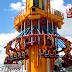 Busch Gardens Tampa instala os assentos da Falcon's Fury