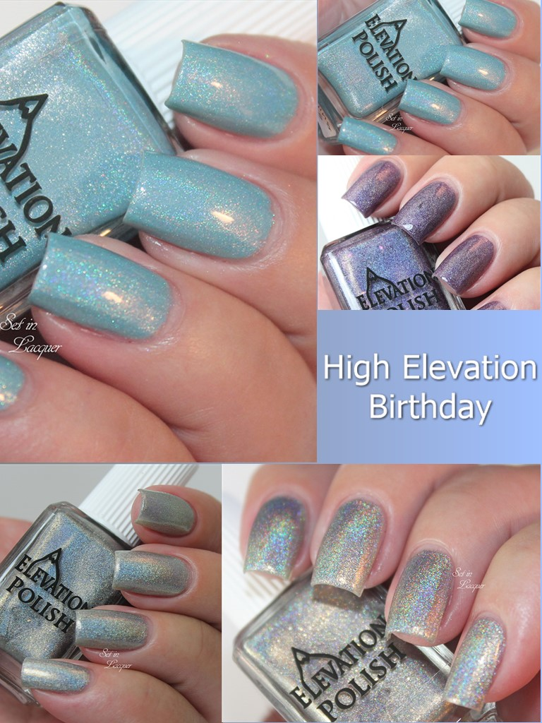 Elevation Nail Polish