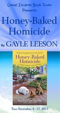 Gayle Leeson: here 12/9/17