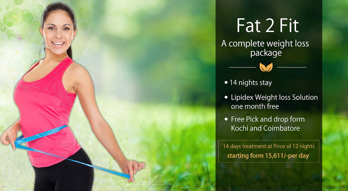 FAT 2 FIT – Your Complete weight loss Package