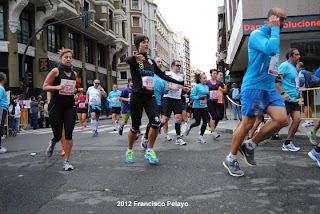 Soraya Garcia Leite carrera 10 kms