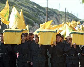 Sedikitnya 75 milisi Syiah Hizbullah kembali tewas dalam pertempuran