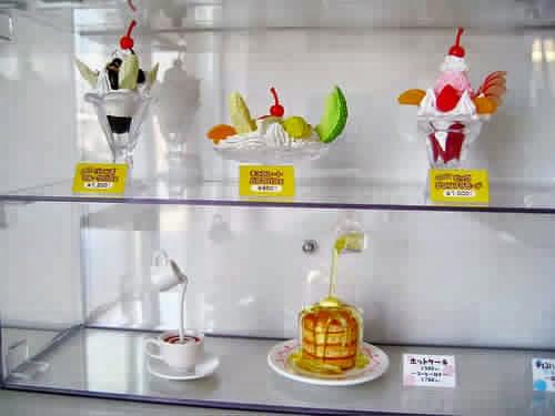 فن تقديم الأطباق اليابانية