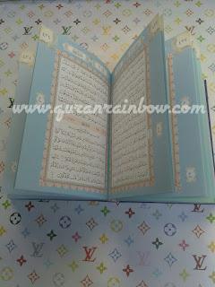 Rainbow Koran, Koran Rainbow