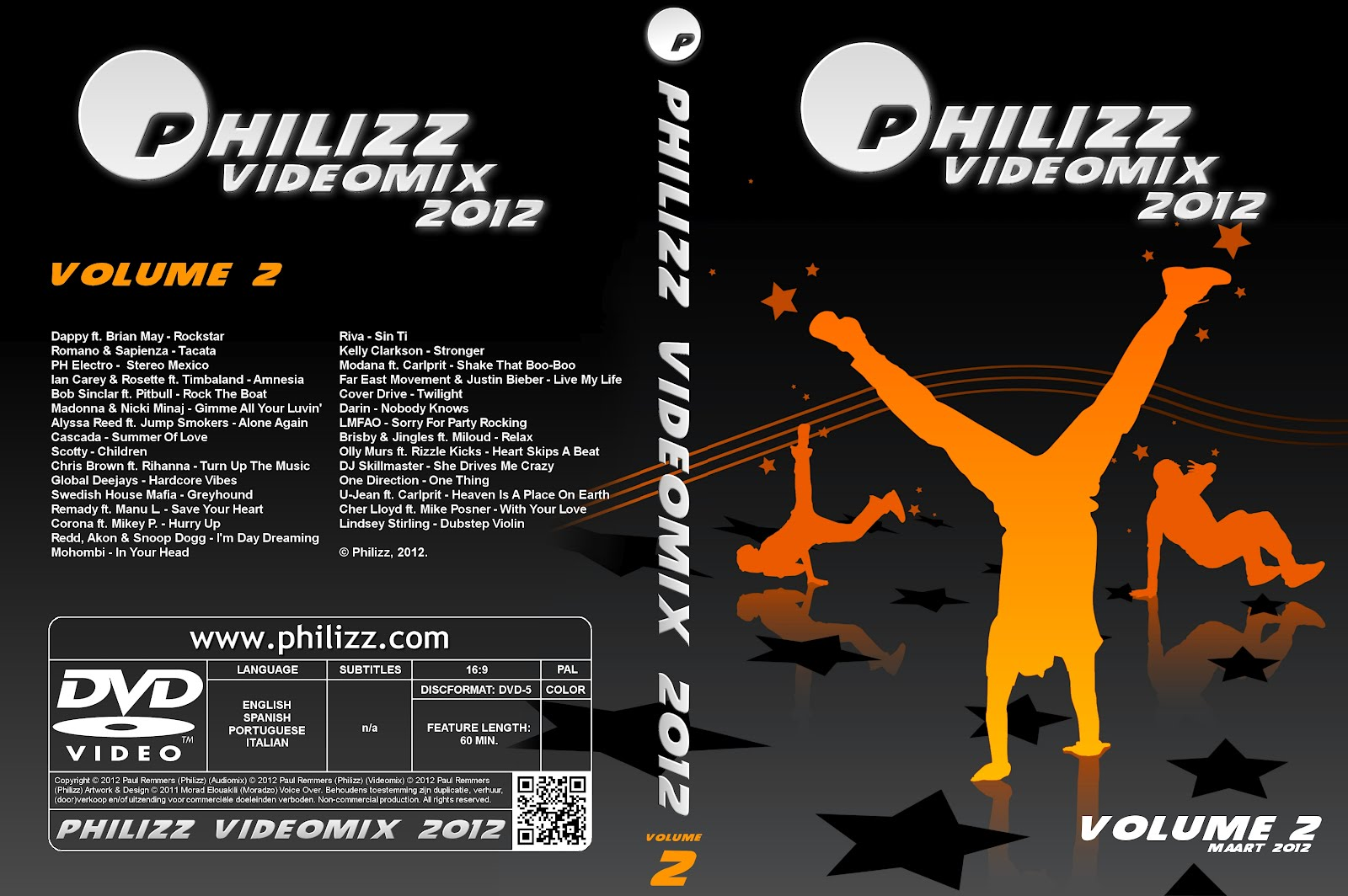 Philizz Videomix 2012 - Volume 2