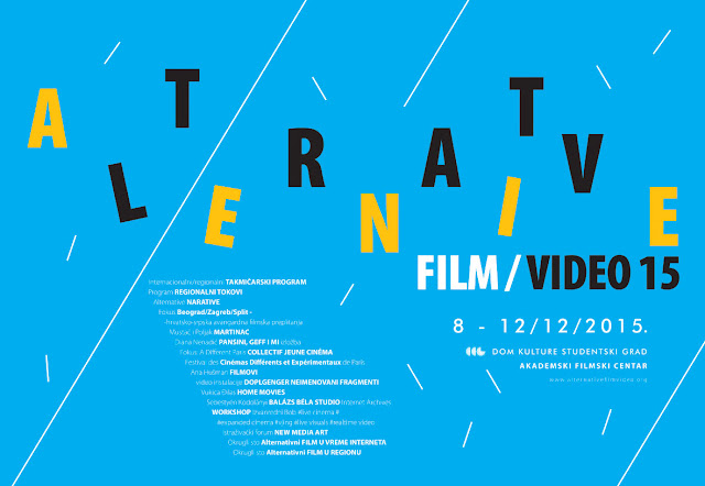 """Alternative film video 2015"""