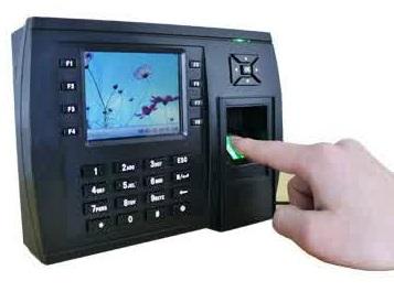 Gambar fingerprint_mesin absensi sidik jari dengan sistem digital