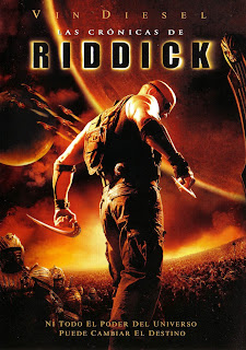 La Batalla de Riddick / Las Cronicas de Riddick Poster