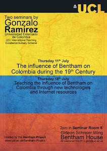 Bentham and Colombia