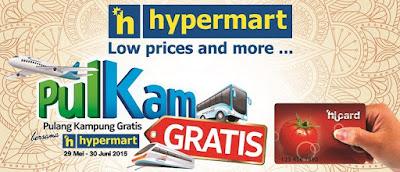 Mudik Gratis bersama Hypermart