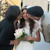 Father with terminal cancer walks his 11-year-old daughter down the aisle