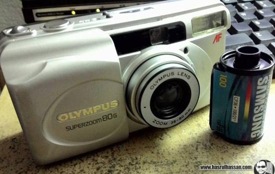 Olympus Superzoom 80G