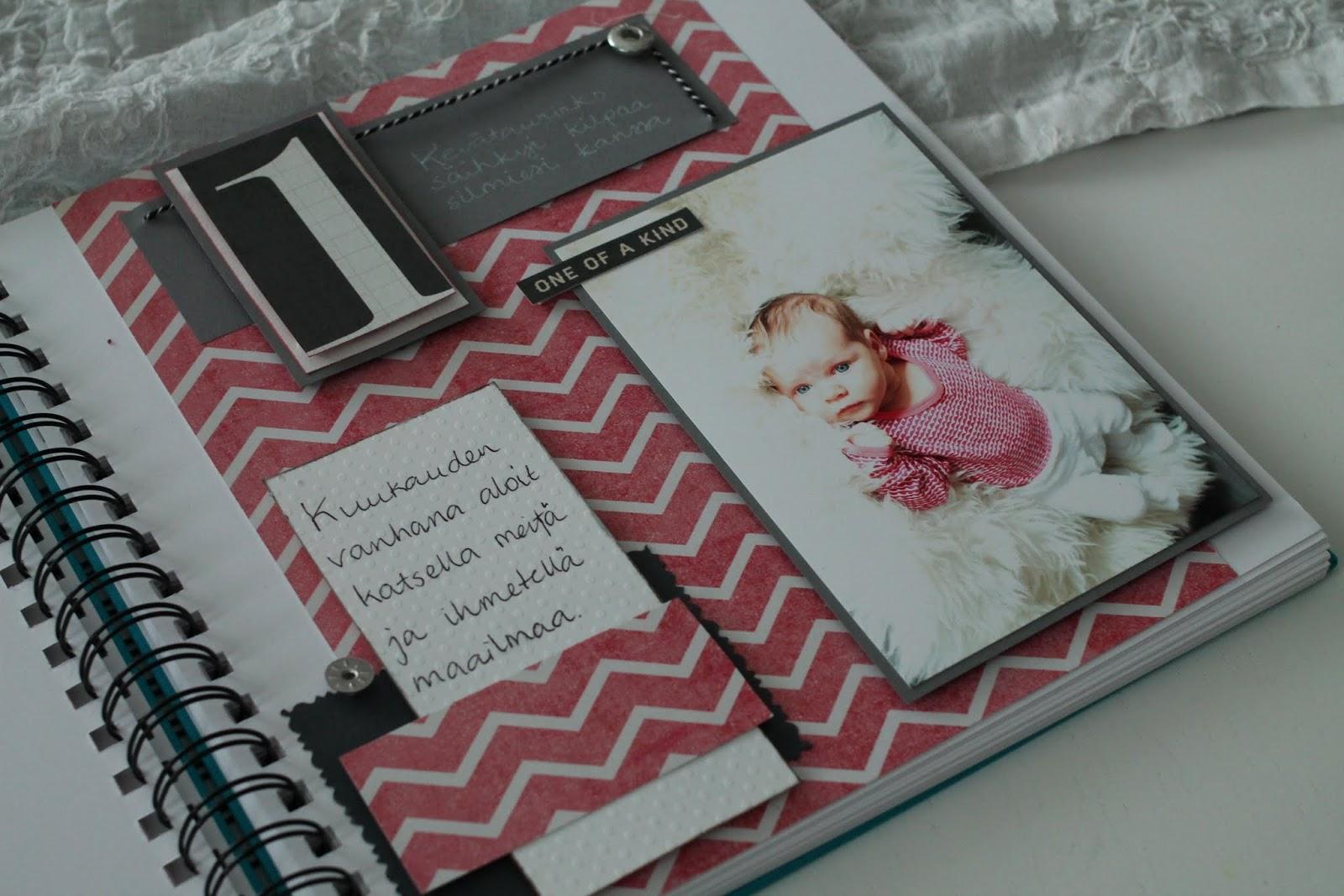 scrapbook, askartelu, valokuva-albumi