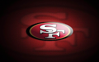 logo of 49ers