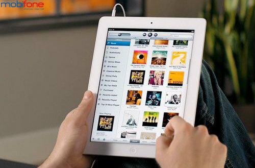 Các gói 3G Mobifone Fast Connect dành cho thuê bao sử dụng nhiều