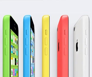 Apple iPhone 5C officially unveiled