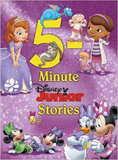 Disney Junior 5-Minute Disney Junior Stories