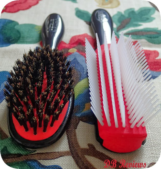 Grooming Hairbrushes – Denman - YouTube