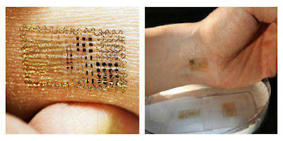 Electronic Tattoo' to Track Patients? Vital Signs