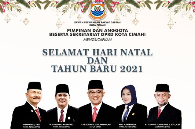 SELAMAT HARI NATAL TAHUN 2020 & TAHUN BARU 2021