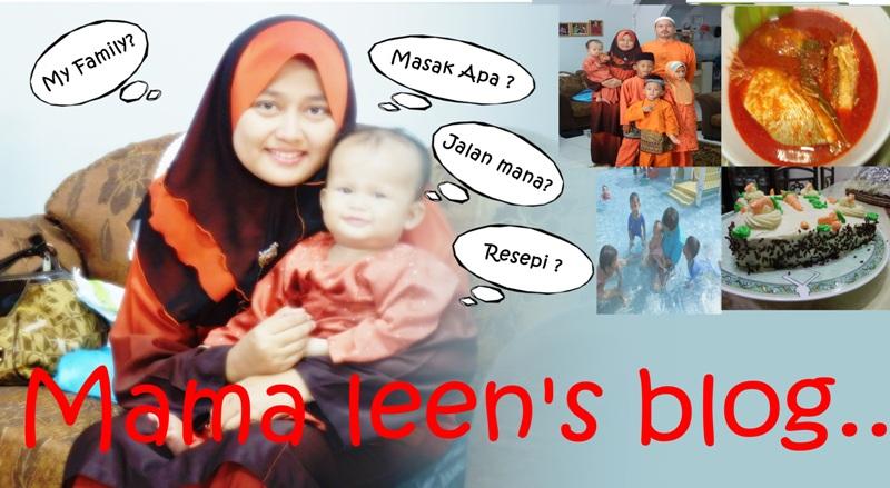 Mama Leen's Blog