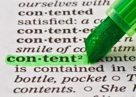 Making Money From Content Rich Sites