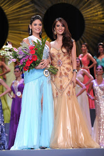 Binibining Pilipinas 2013 First Runner-Up Pia Wurtzbach Romero