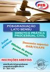 Pós-Graduação Processo Civil-FIS