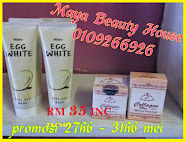 EGG MASK + SET KOLAGEN