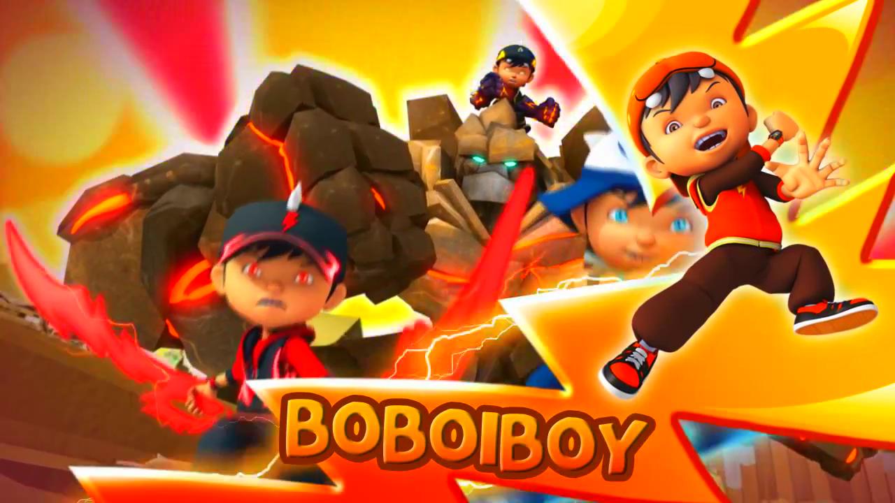 Boboiboy Season 3