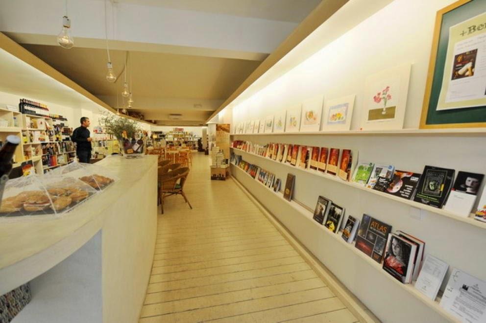Cafetería Librería +Bernat, Barcelona