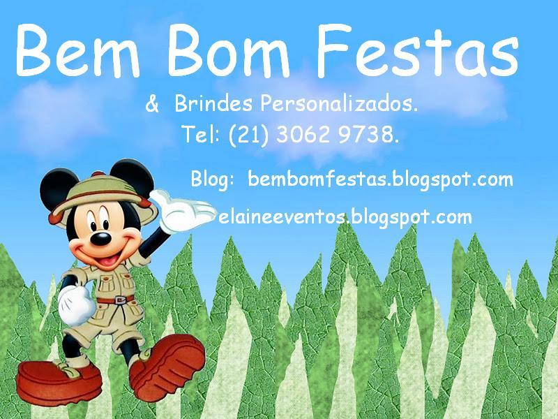 BEM BOM FESTAS INFANTIS (21) 3087 2235 / 97628 7072 / ( Whatsapp: 99601 4910).